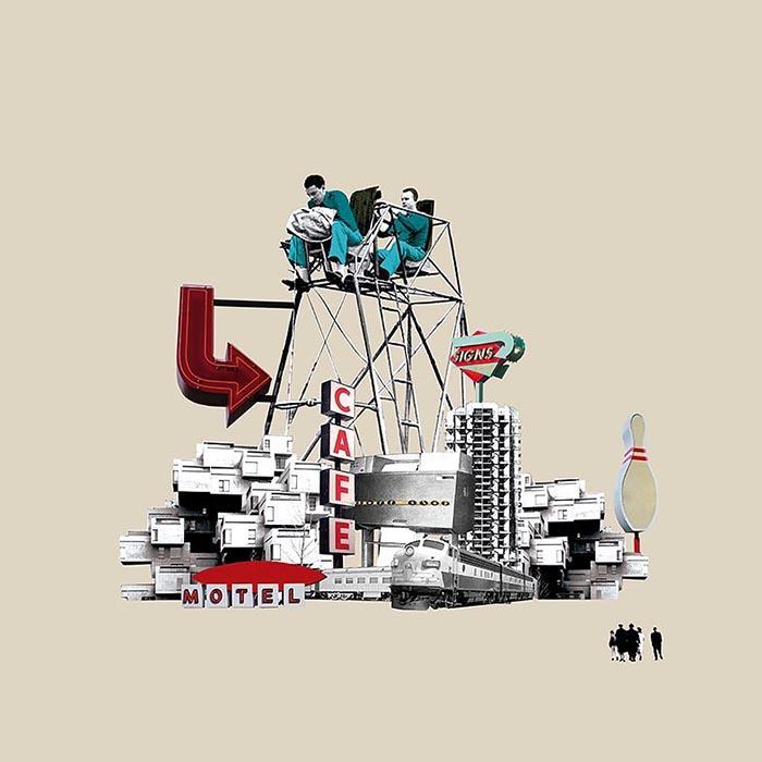 Patricia Bolinches collage mejores artistas inspiración