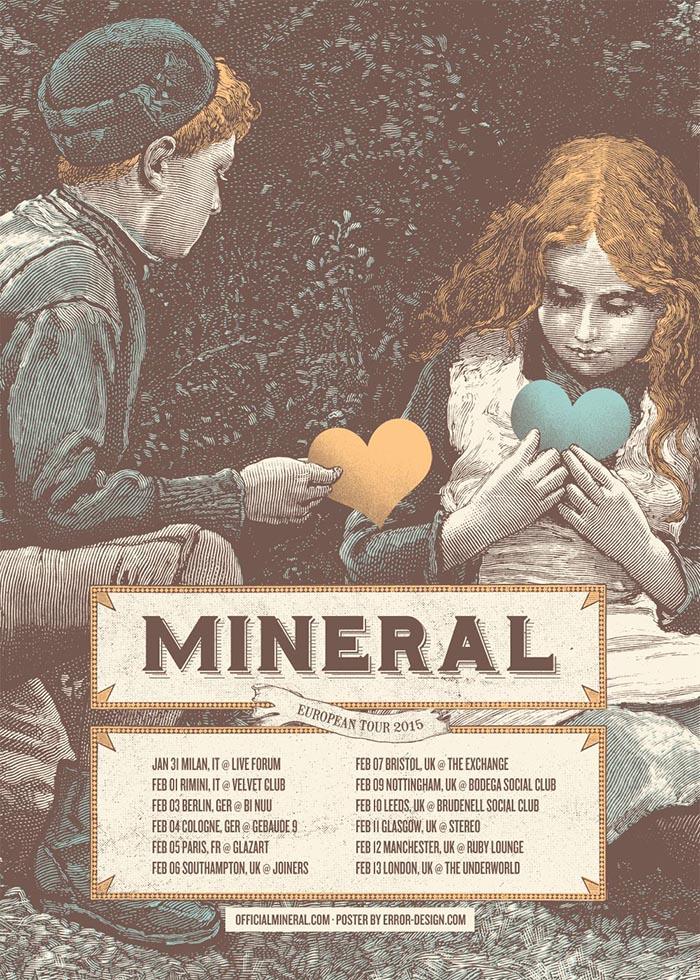 Error Design Xavi Forne carteles Mineral