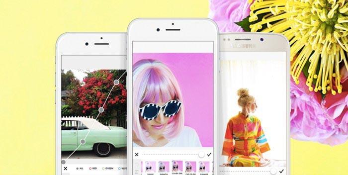 App fotografía mejores aplicaciones fotos instagram gratis