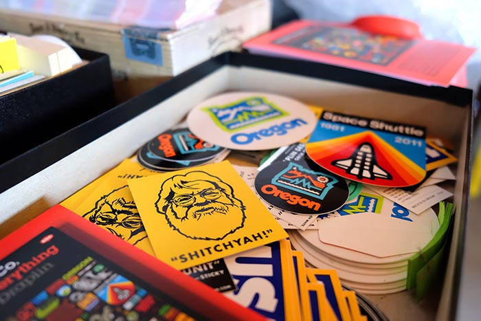 Aaron Draplin Design Co