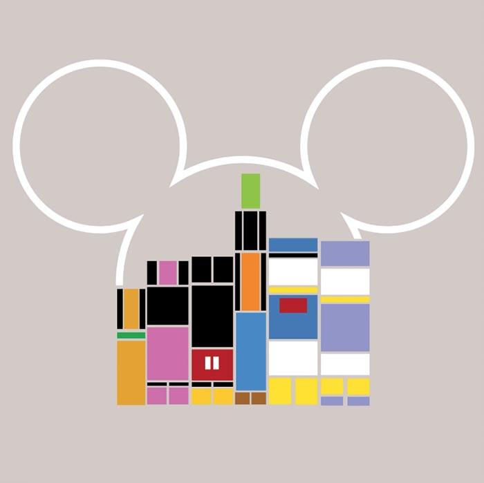 Concurso diseño ilustracion disney friends Carla Norberta Francisco