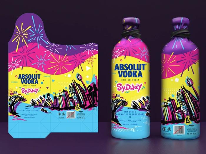 Concurso diseño Absolut Vodka ganadores