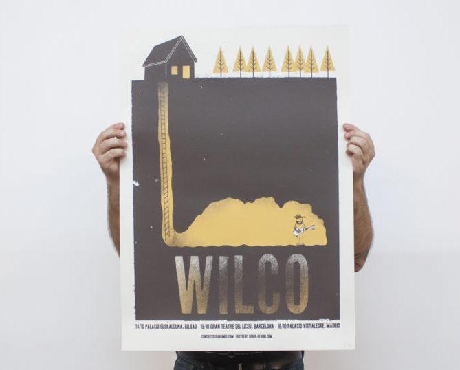 Error Design Xavi Forne carteles WILCO