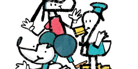 Ganadores Concurso-diseño-ilustracion-disney-friends-Enrique-Marquez