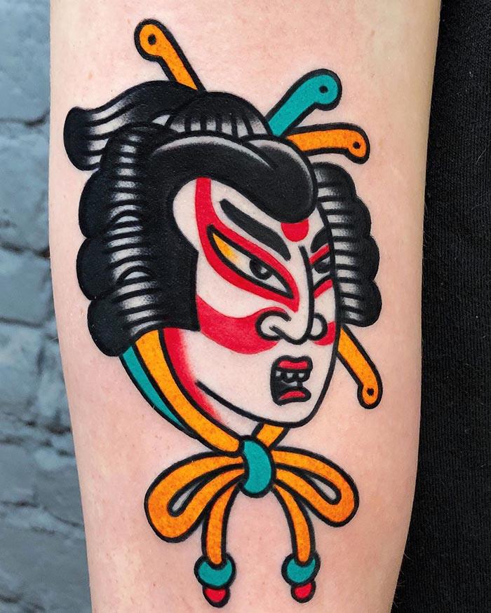Mejores tatuadores españoles Javier Rodríguez LTW Tattoo