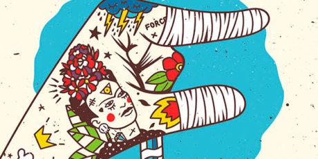 ilustración tatuajes mejores tatuadores españoles 2019