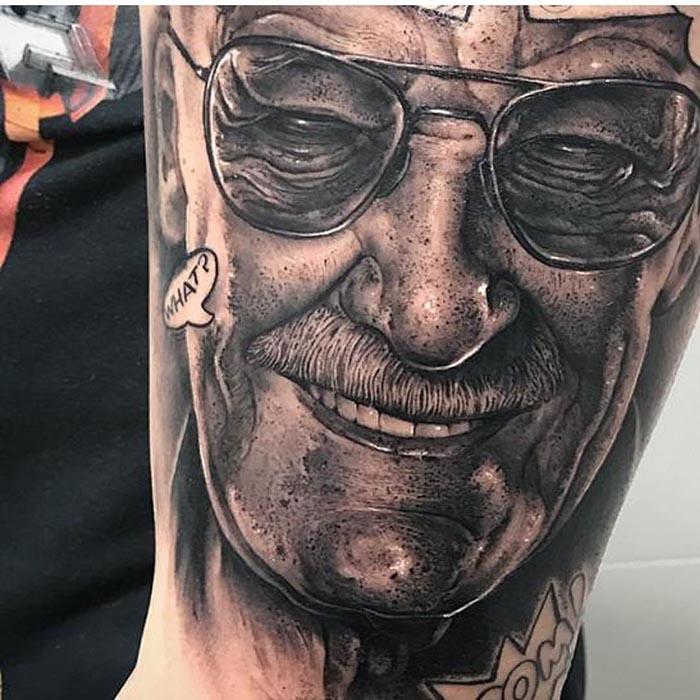 Mejores tatuadores españoles 2019 Samu Rico