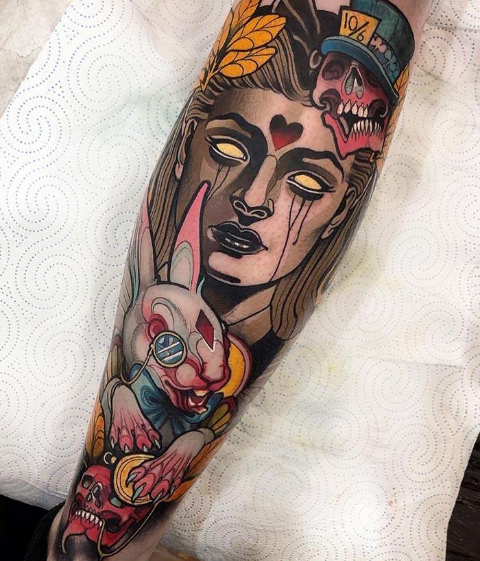 Mejores tatuadores españoles 2019 Toni Donaire
