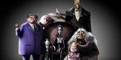 Concurso diseño ilustracion familia Addams