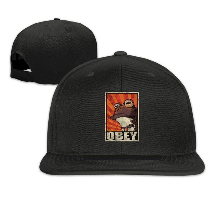 básicos de verano para diseñadores gorra Obey