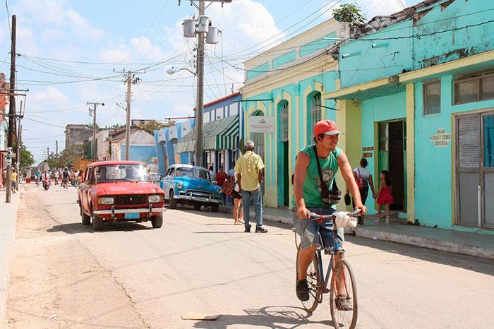 Vacaciones diferentes originales cursos en Cuba
