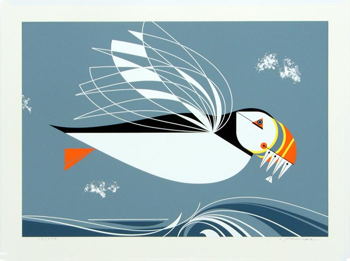 Charley Harper ilustraciones
