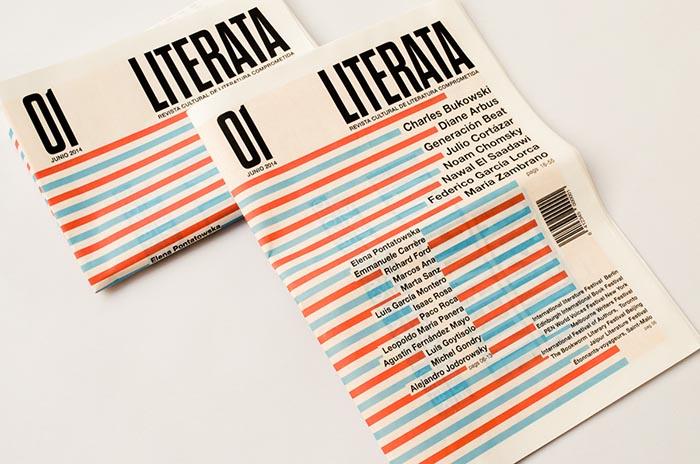 Buenaventura Estudio diseño Literata