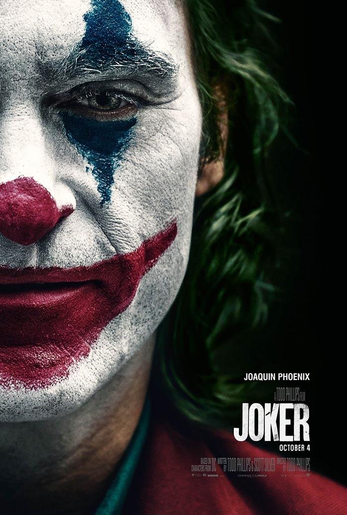 concurso carteles joker warner bros diseño
