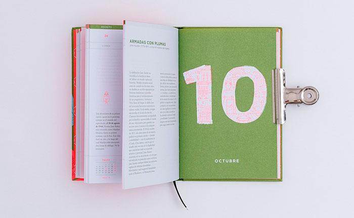 mejores agendas para diseñadores y creativos 2019 Austral