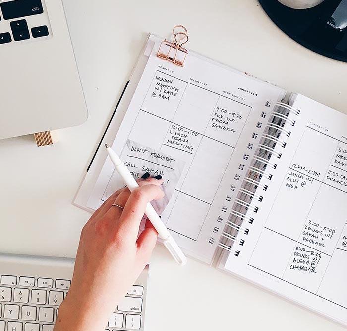 Cómo hacer tu propia agenda InDesign mejores agendas 2019