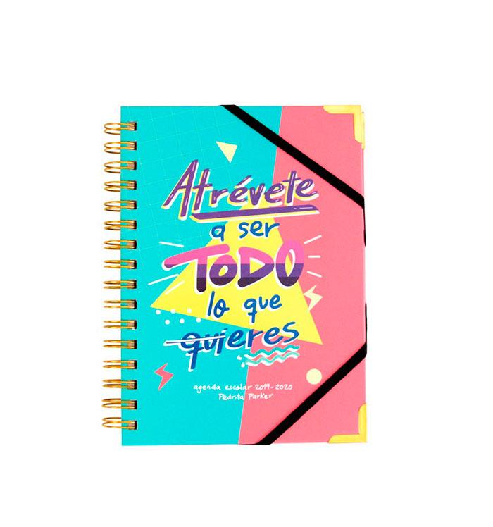 Mejores agendas para diseñadores y creativos 2019 Pedrita Parker