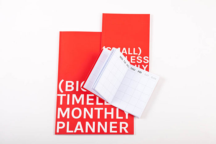 mejores agendas 2019 diseñadores creativos octagon