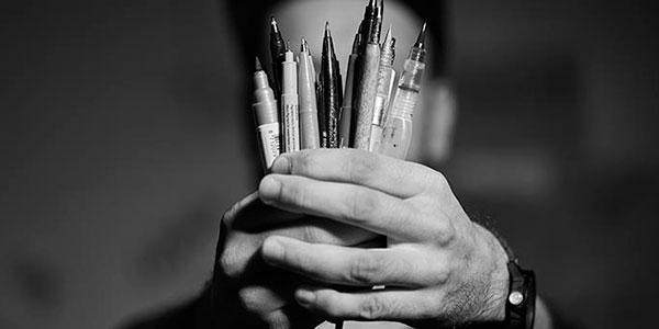 El arte de la caligrafía Iván Caiña libro