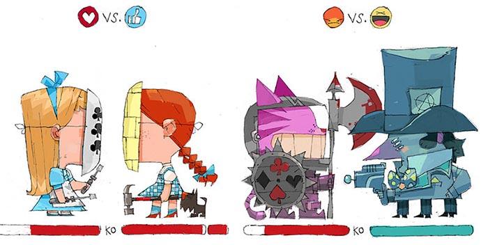 curso diseño de personajes Patricio Betteo