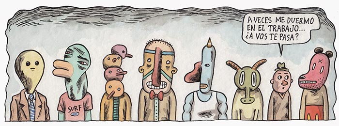 Ricardo Siri Liniers. Macanudo, tira cómica